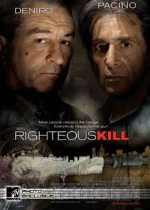 Las dos caras de la ley - Righteous Kill - Cinemania