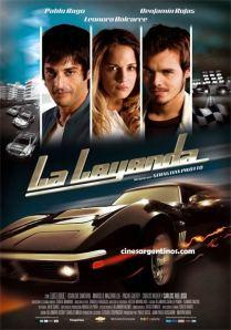 La leyenda - Cinemarama