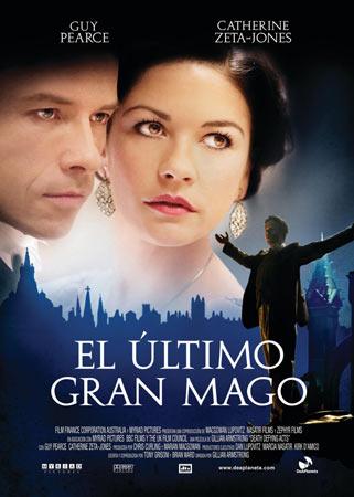 El último gran mago - Death Defying Acts - Cinemarama
