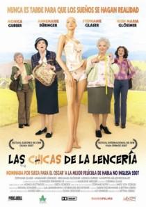 Las chicas de la lenceria - Cinemarama