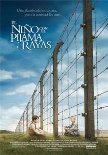 El chico con el pijamas a rayas - The boy in the striped pyjamas - Cinemarama