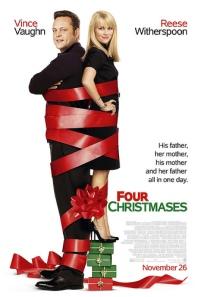Navidad sin los suegros - Four Christmases - Cinemarama