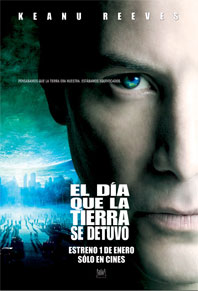 El dia que la Tierra se detuvo - The Day the Earth Stood Still - Cinemarama