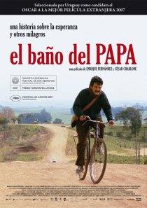 El baño del papa - Cinemarama