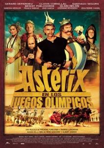 Cinemarama - Asterix en los juegos olimpicos - Astérix aux jeux olympiques
