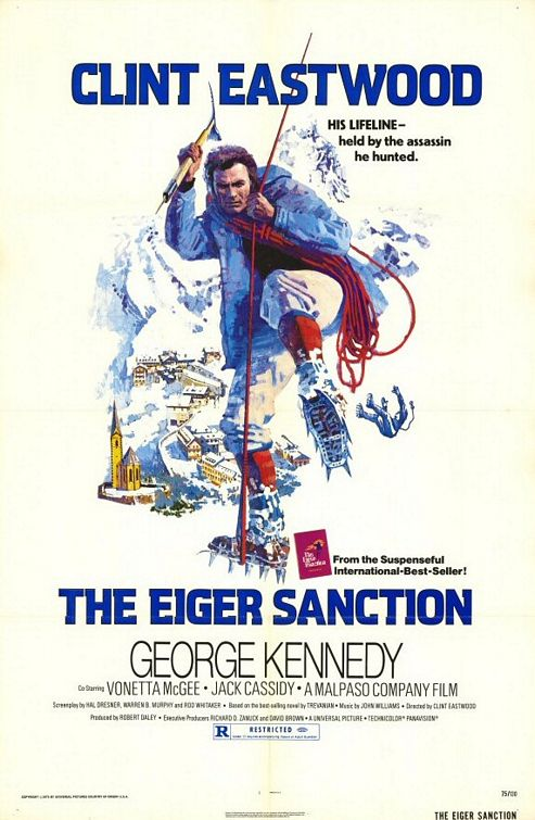 The Eiger Sanction 1975