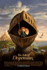 Despereaux, un pequeño gran héroe - The Tale of Despereaux - Cinemarama
