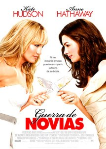 Guerra de novias - Bride Wars - Cinemarama