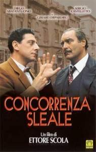 Competencia desleal - Concorrenza sleale - Cinemarama