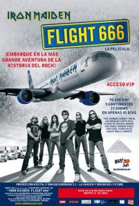 Iron Maiden: Flight 666 - Cinemarama