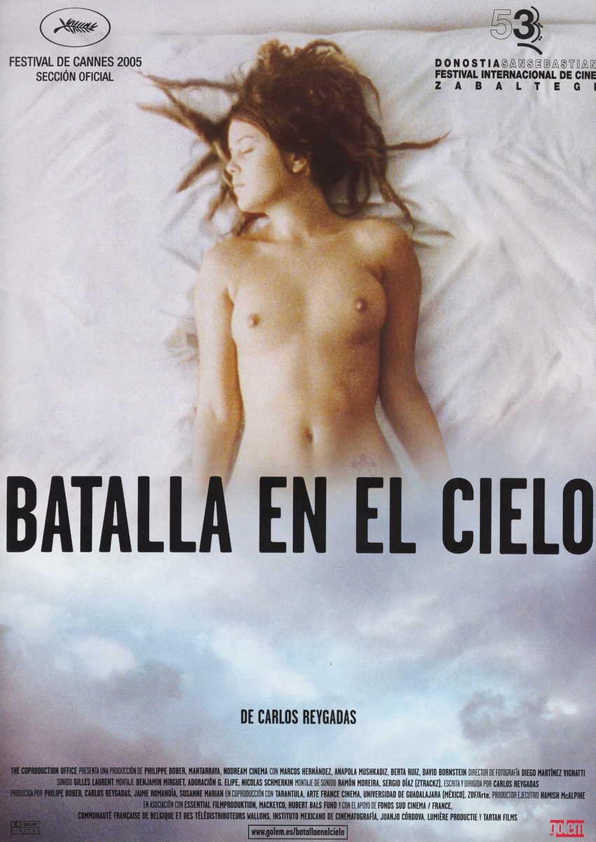 In heaven in Nudity battle