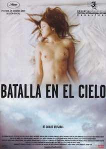 Batalla en el cielo - Cinemarama