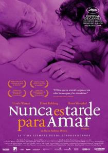 Nunca es tarde para amar - Wolke 9 - Cinemarama