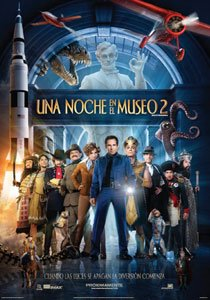 Una noche en el museo 2 - A Night at the Museum 2 - Cinemarama