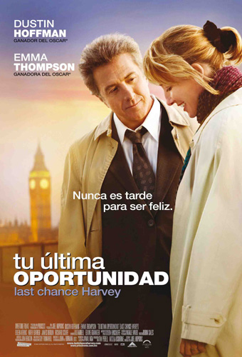 Tu última oportunidad - Las Chance Harvey - Cinemarama