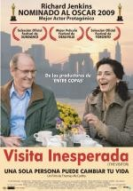 Visita inesperada - The Visitor - Cinemarama