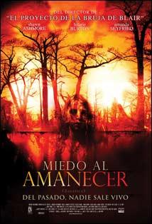 Miedo al amanecer - Solstice - Cinemarama