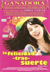 La felicidad trae suerte - Happy-Go-Lucky - Cinemarama