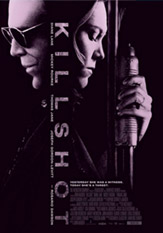 El ave negra - Killshot - Cinemarama