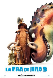La era del hielo 3 - Ice Age: Dawn of the Dinosaurs - Cinemarama