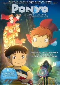 Ponyo y el secreto de la sirenita - Cinemarama