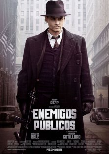 Enemigos públicos - Public Enemies - Cinemarama