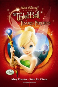 Tinker Bell y el tesoro perdido - Tinker Bell and the Lost Treasure - Cinemarama
