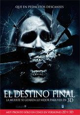El destino final 3D - Final Destination 4 (3D) - Cinemarama