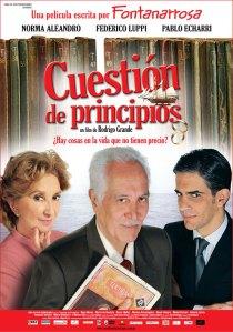Cuestión de principios - Cinemarama