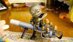 Pequeños invasores - Aliens in the Attic - Cinemarama