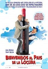 Bienvenidos al país de la locura - Bienvenue chez les Ch'tis - Cinemarama