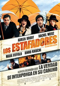 Los estafadores - The Brothers Bloom - Cinemarama