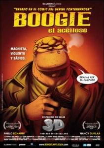 Boogie, el aceitoso - Cinemarama