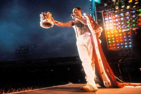 """Freddie Mercury volverá a actuar como una """"Ilusión Optica"""" en el musical We Will Rock You en Londres"""