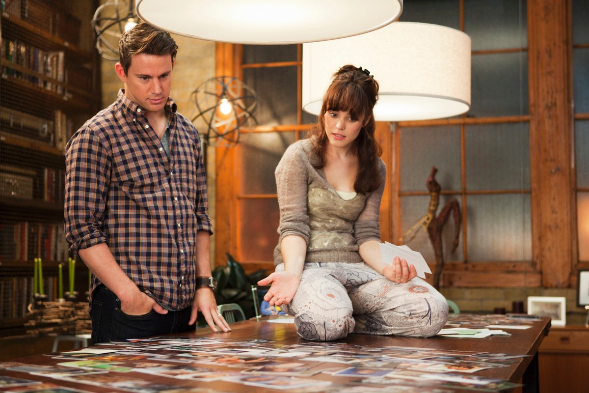 Votos de amor (The Vow) - C I N E M A R A M A