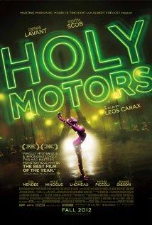 Sobre Holy Motors - C I N E M A R A M A