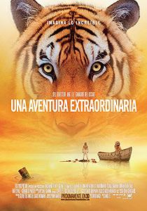 Una aventura extraordinaria (Life of Pi) - C I N E M A R A M A