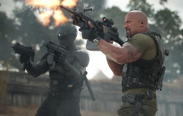 G.I. Joe: El contraataque (G.I. Joe: Retaliation) - C I N E M A R A M A