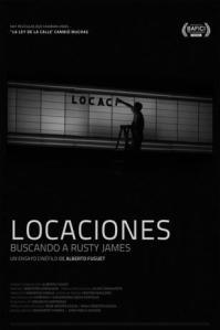 Bafici 2013 - Locaciones. Buscando a Rusty James - C I N E M A R A M A