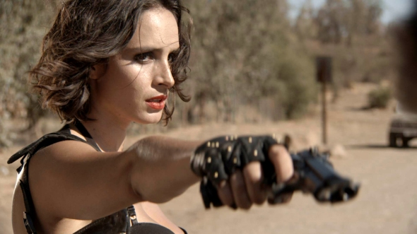 Bafici 2013 - Tráiganme la cabeza de la mujer metralleta - C I N E M A R A M A