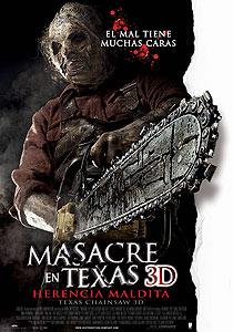 Masacre en Texas: herencia maldita (Texas Chainsaw 3D) - C I N E M A R A M A
