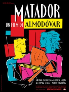 Dossier Almodóvar - Matador - C I N E M A R A M A