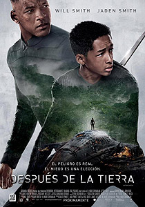 Después de la Tierra (After Earth) - C I N E M A R A M A