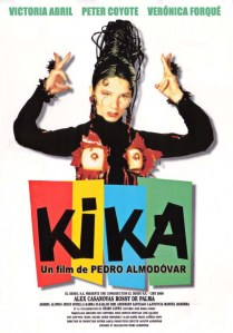 Dossier Almodóvar - Kika - C I N E M A R A M A