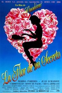 Dossier Almodóvar - La flor de mi secreto - C I N E M A R A M A