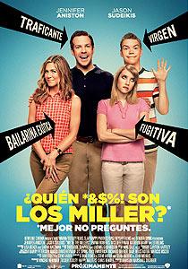 ¿Quién *&$%! son los Miller? (We're the Millers) - C I N E M A R A M A