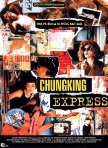 Dossier Wong - Chungking Express - C I N E M A R A M A