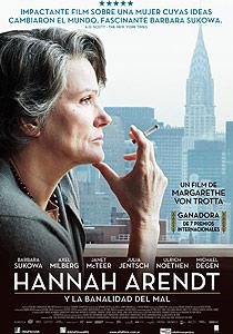 Hannah Arendt y la banalidad del mal (Hannah Arendt) - C I N E M A R A M A