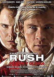 Rush: pasión y gloria (Rush) - C I N E M A R A M A