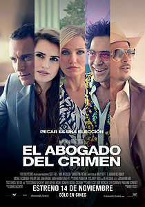 El abogado del crimen (The Counselor) - C I N E M A R A M A